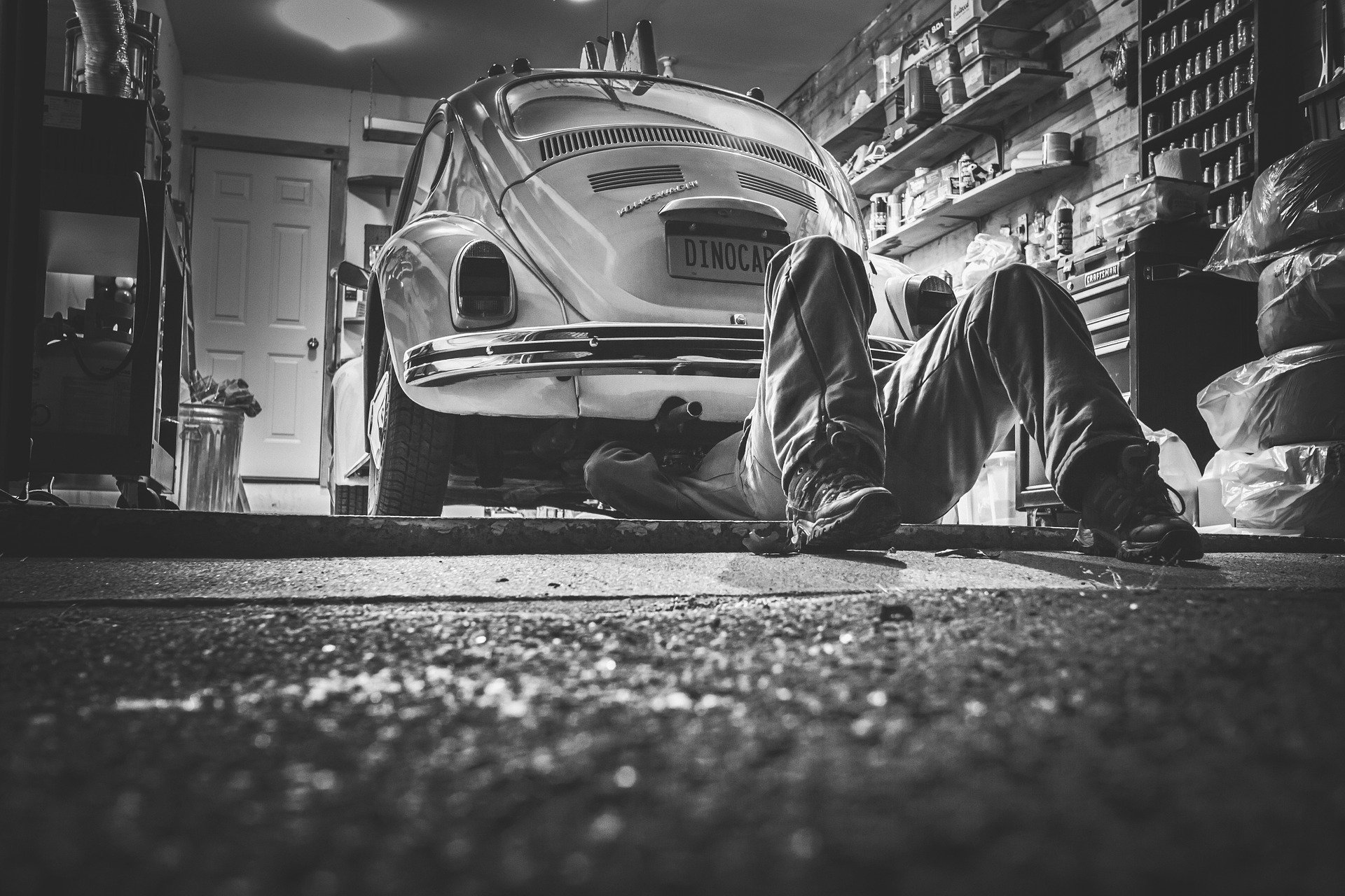 Få skiftet udstødningen på din bil til den bedste pris