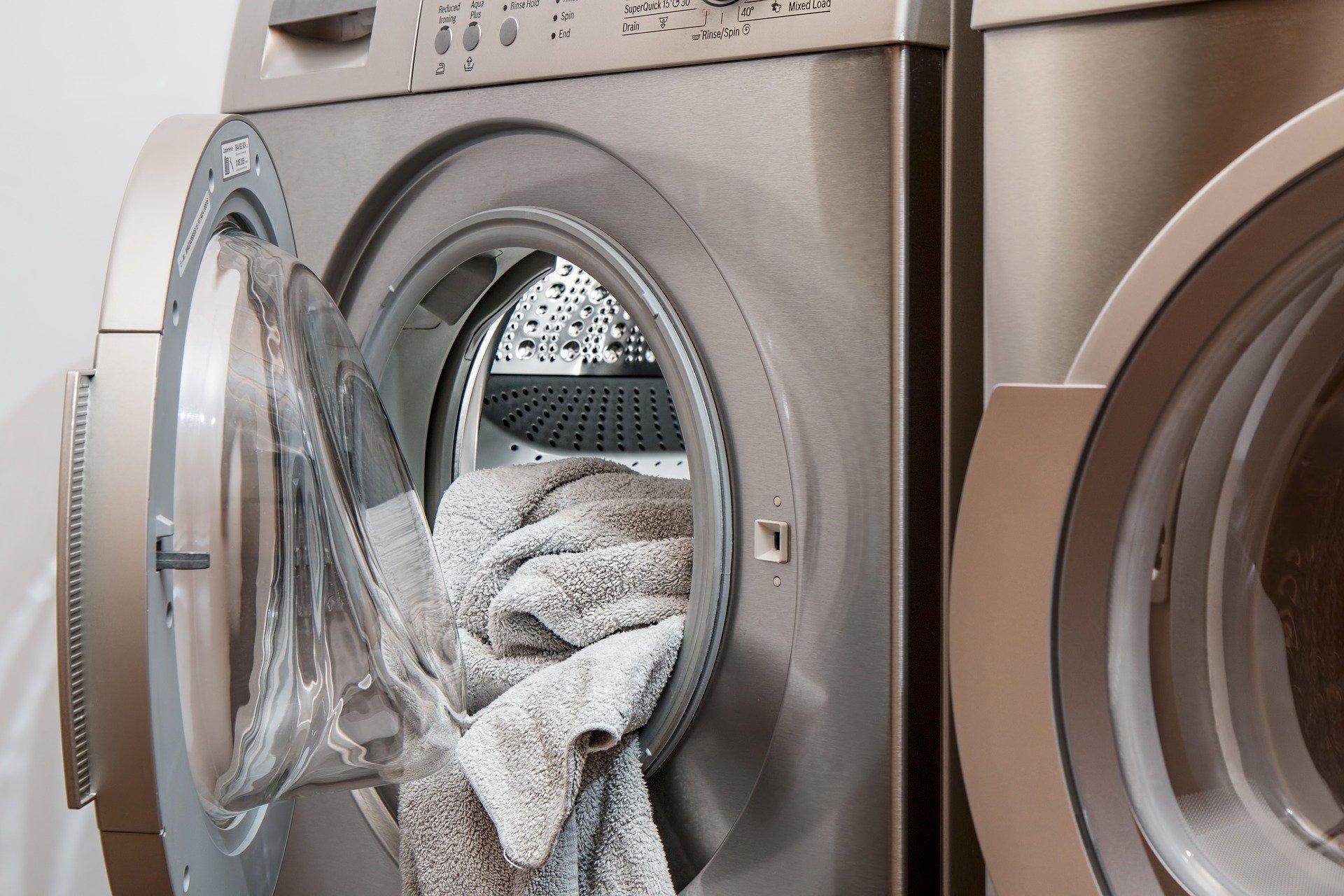 Sådan tilslutter du din vaskemaskine